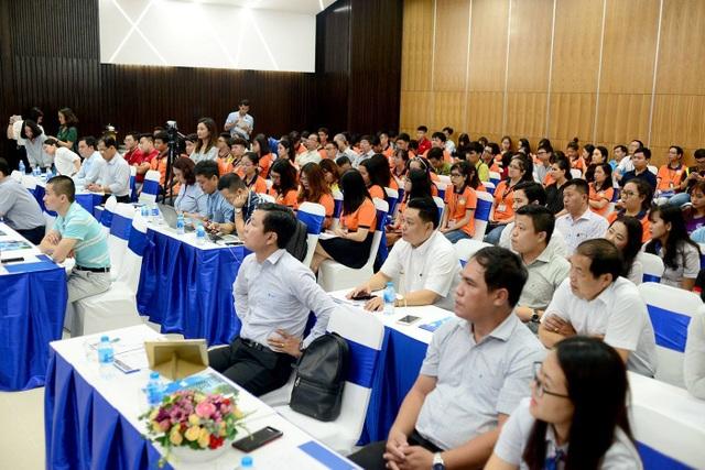 Giao lưu phát động Giải thưởng Nhân tài Đất Việt 2019 tại TPHCM - 1