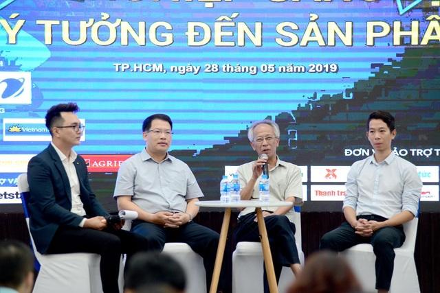 Giao lưu phát động Giải thưởng Nhân tài Đất Việt 2019 tại TPHCM - 5