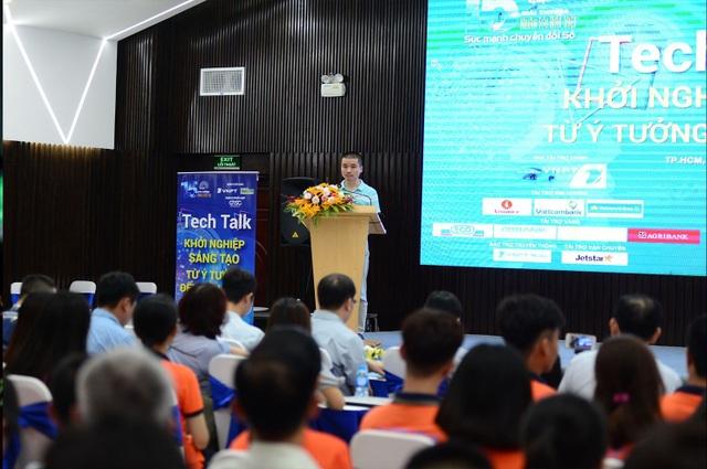 Giao lưu phát động Giải thưởng Nhân tài Đất Việt 2019 tại TPHCM - 3