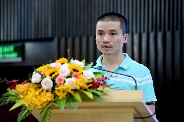 Giao lưu phát động Giải thưởng Nhân tài Đất Việt 2019 tại TPHCM - 2