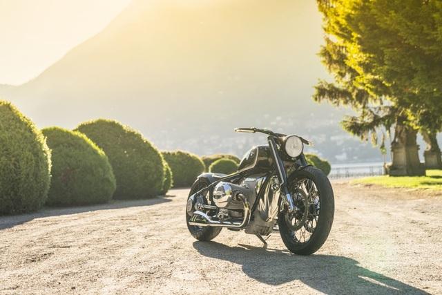 BMW hút hồn người mê môtô bằng concept R18 - 5
