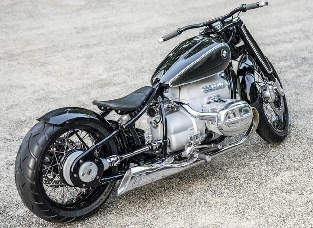 BMW hút hồn người mê môtô bằng concept R18 - 11