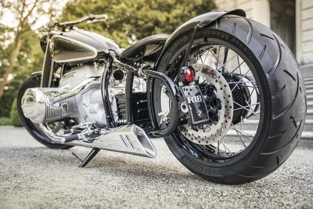 BMW hút hồn người mê môtô bằng concept R18 - 19