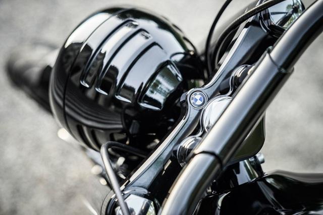 BMW hút hồn người mê môtô bằng concept R18 - 14