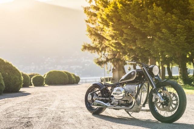 BMW hút hồn người mê môtô bằng concept R18 - 4