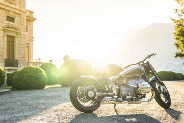 BMW hút hồn người mê môtô bằng concept R18 - 6