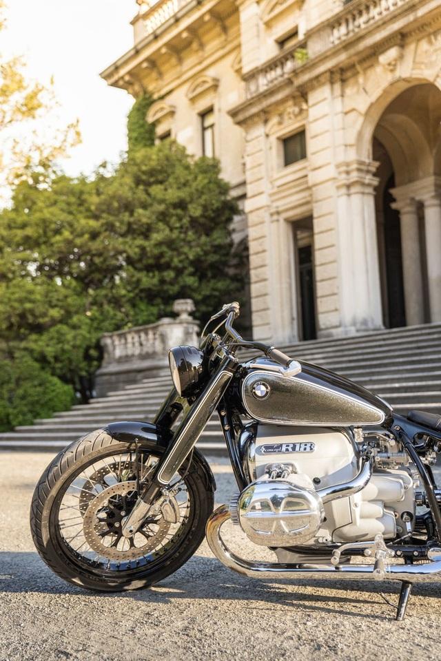 BMW hút hồn người mê môtô bằng concept R18 - 9