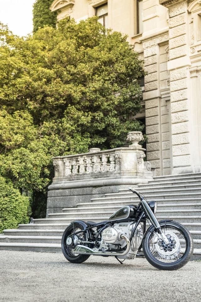 BMW hút hồn người mê môtô bằng concept R18 - 7