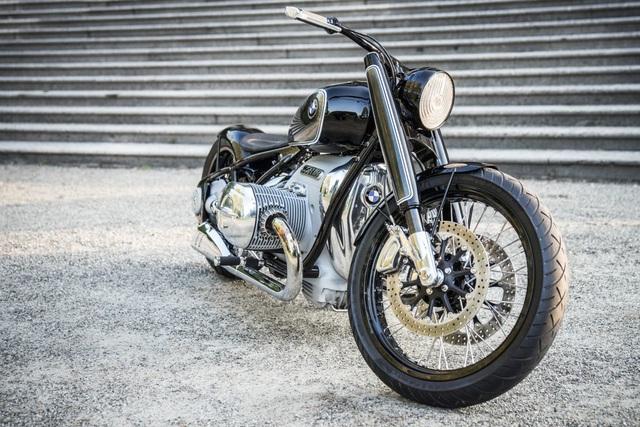 BMW hút hồn người mê môtô bằng concept R18 - 10