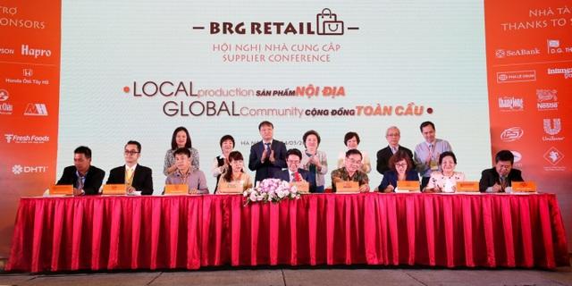 Tập đoàn BRG công bố chiến lược mua tập trung và chính sách hợp tác với các nhà cung cấp - 1