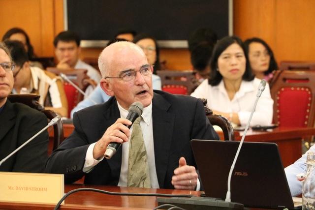Ứng dụng trí tuệ nhân tạo vào giải mã gen ở Việt Nam rất tiềm năng - 2
