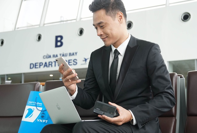 Thỏa sức du lịch, công tác nước ngoài khi gia nhập VinaPhone - 1