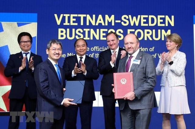 Việt Nam – Thủy Điển: Đẩy mạnh hợp tác trong lĩnh vực khoa học, công nghệ và đổi mới sáng tạo - 1