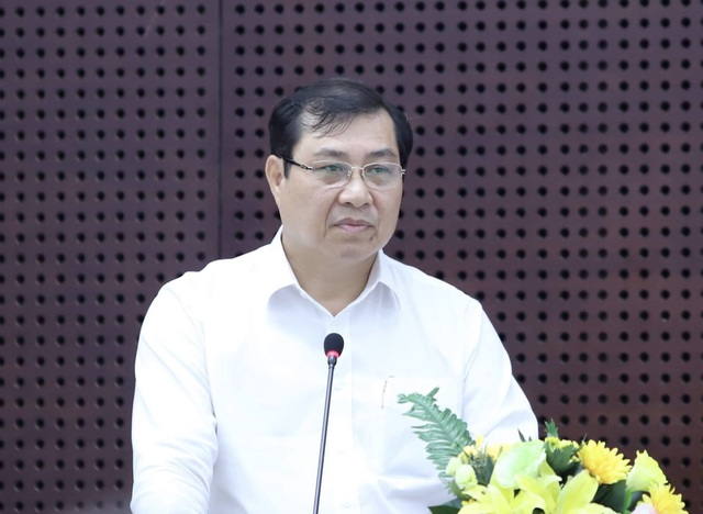 """Chủ tịch Đà Nẵng: Hy vọng việc sáp nhập không phải """"dấu cộng vô hồn"""" - 1"""