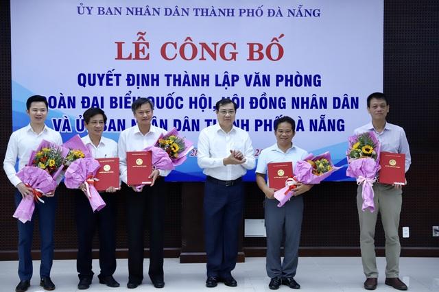 """Chủ tịch Đà Nẵng: Hy vọng việc sáp nhập không phải """"dấu cộng vô hồn"""" - 2"""