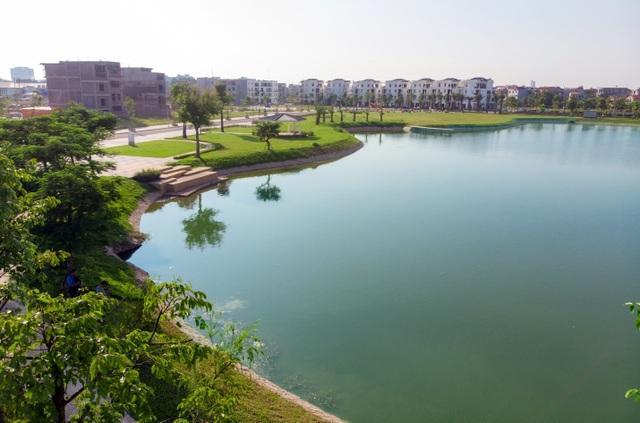 Khu đô thị Bách Việt gấp rút hoàn thiện các hạng mục cuối cùng - 1