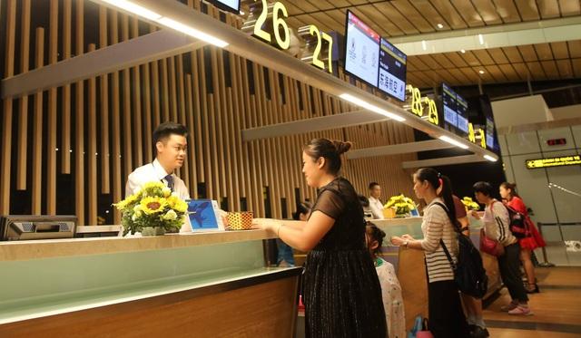 Khai trương đường bay Vân Đồn - Thẩm Quyến, sân bay Vân Đồn hiện thực hóa mục tiêu thị trường quốc tế - 5