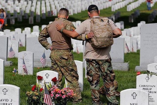 Những vấn đề nhức nhối của quân nhân, cựu chiến binh Mỹ - 1