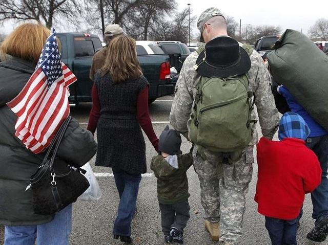 Những vấn đề nhức nhối của quân nhân, cựu chiến binh Mỹ - 2