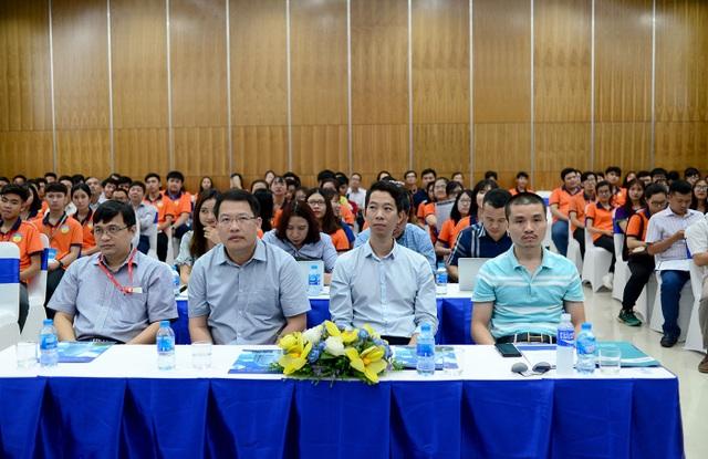 Giải thưởng Nhân tài Đất Việt 2019: Lần đầu tiên giao lưu trực tuyến với các tiến sĩ ở nước ngoài - 5