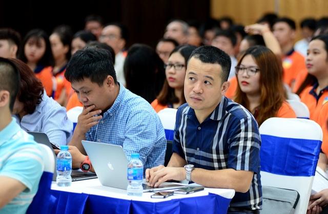 Giải thưởng Nhân tài Đất Việt 2019: Lần đầu tiên giao lưu trực tuyến với các tiến sĩ ở nước ngoài - 12