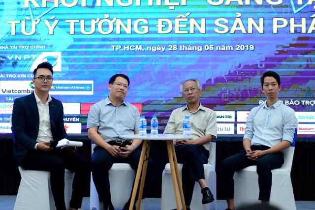 Giá trị Giải Nhân tài Đất Việt mở ra hàng loạt cơ hội cho startup trẻ - 1