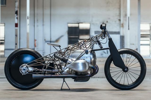 BMW hút hồn người mê môtô bằng concept R18 - 2