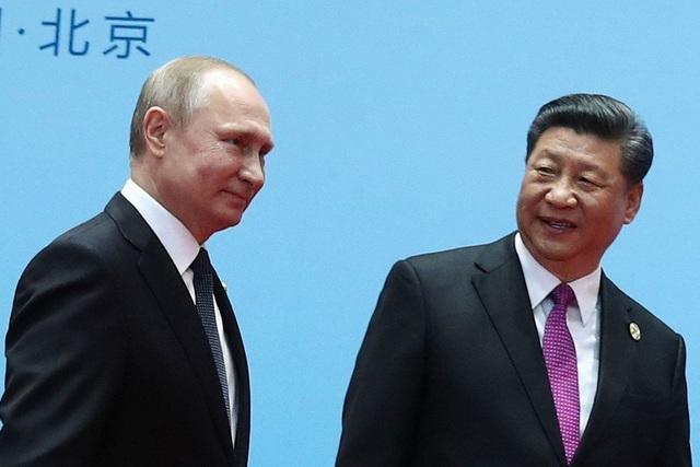 Hứng đòn giáng cứng rắn của Mỹ, Trung Quốc xoay trục sang Nga  - 1