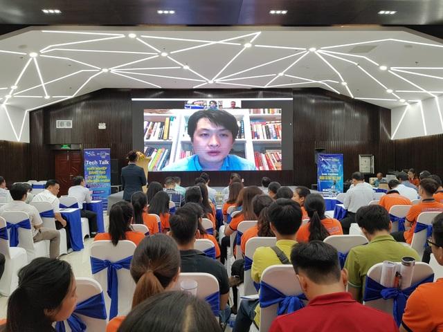 Giải thưởng Nhân tài Đất Việt 2019: Lần đầu tiên giao lưu trực tuyến với các tiến sĩ ở nước ngoài - 3
