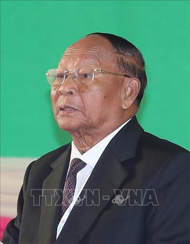 Chủ tịch Quốc hội Vương quốc Campuchia bắt đầu thăm chính thức Việt Nam - 1
