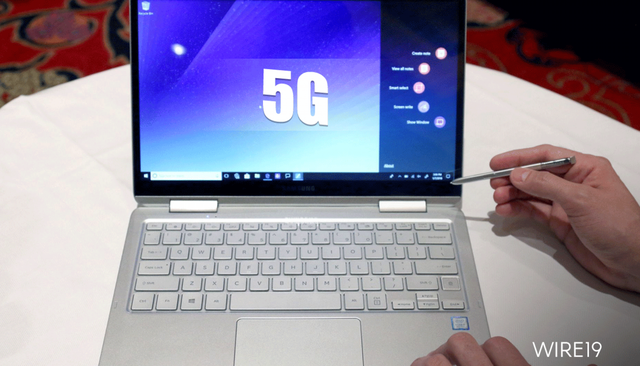 Qualcomm và Lenovo chính thức ra mắt mẫu máy tính 5G đầu tiên trên thế giới - 1