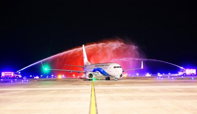 Khai trương đường bay Vân Đồn - Thẩm Quyến, sân bay Vân Đồn hiện thực hóa mục tiêu thị trường quốc tế - 1