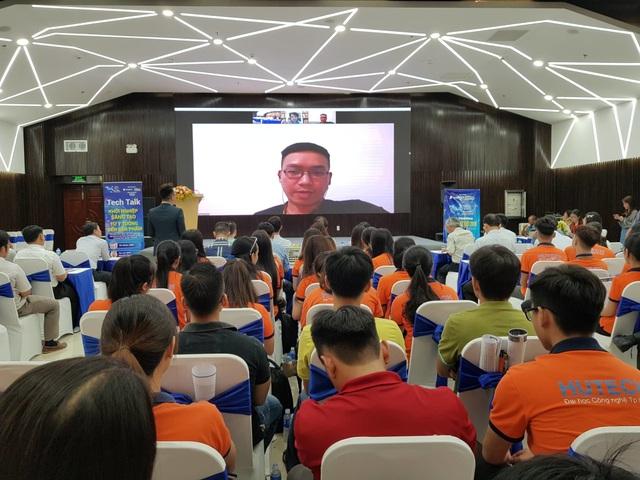 Giải thưởng Nhân tài Đất Việt 2019: Lần đầu tiên giao lưu trực tuyến với các tiến sĩ ở nước ngoài - 4