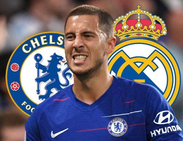 Đạt thỏa thuận với Real Madrid, Hazard sẽ chơi trận cuối cùng cho Chelsea? - 1