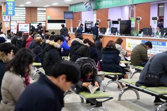Hàn Quốc bắt nhóm người Việt làm giả giấy phép lái xe - 1