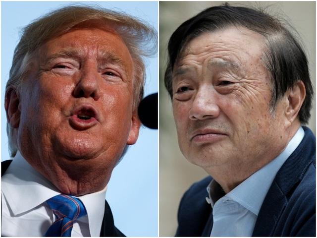 Nhà sáng lập Huawei: Nếu Trump gọi, có thể tôi sẽ không thèm nhấc máy - 1