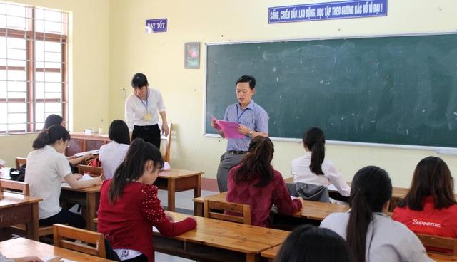 Phú Yên: Không để thí sinh nào phải bỏ thi THPT vì điều kiện kinh tế khó khăn - 1