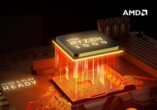 AMD vượt mặt Intel, ra mắt CPU 7nm dành cho máy tính đầu tiên trên thế giới - 1