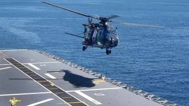 Phi công Australia bị tấn công bằng laser khi bay qua Biển Đông - 1