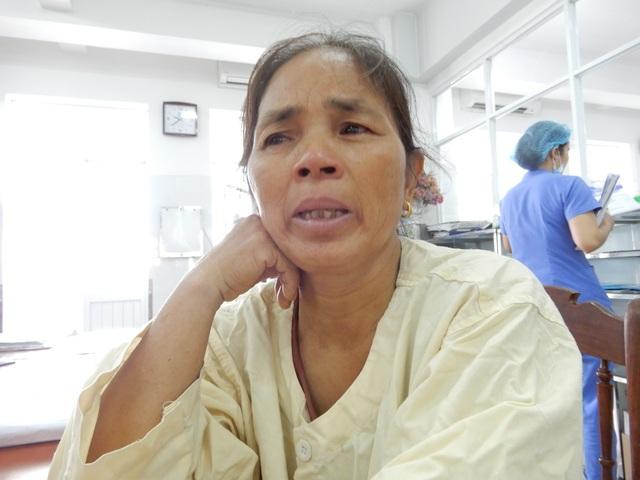 Xúc động người mẹ chồng vượt trăm cây số đóng viện phí chăm nàng dâu - 4