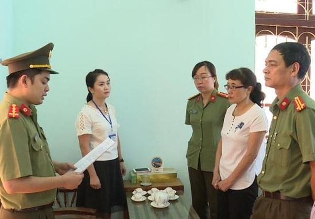 Cựu cán bộ công an tỉnh Sơn La nhờ nâng điểm thi cho em vợ - 1