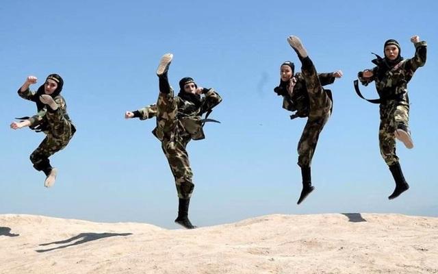 """Bí ẩn đội quân đặc nhiệm nữ Iran """"kunoichi"""" sát thủ - 1"""