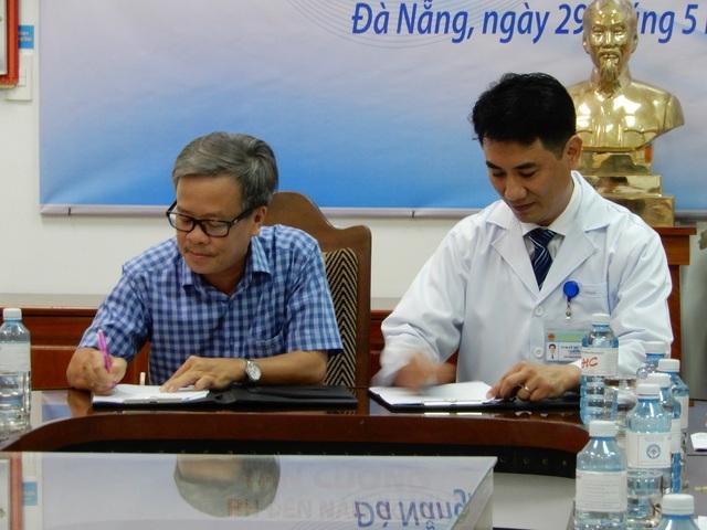 Bệnh viện Đà Nẵng chuyển giao kỹ thuật cho các bệnh viện vệ tinh - 1