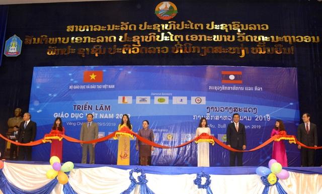 Diễn đàn nâng cao chất lượng đào tạo Việt Nam - Lào - 1