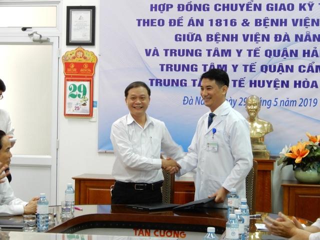 Bệnh viện Đà Nẵng chuyển giao kỹ thuật cho các bệnh viện vệ tinh - 2