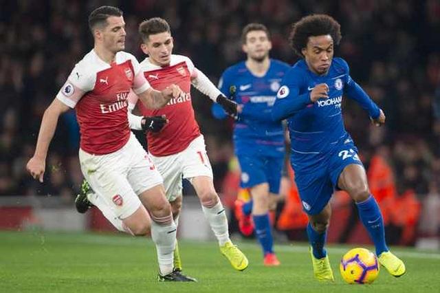 Chung kết Europa League Arsenal - Chelsea: Đôi công rực lửa - 2
