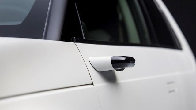 Mẫu xe mới của Honda sẽ không có gương cửa - 3