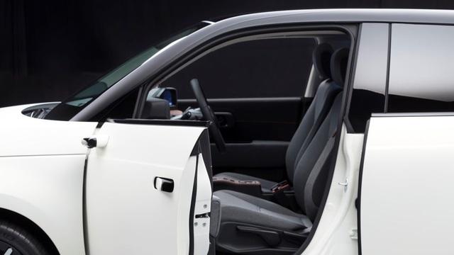 Mẫu xe mới của Honda sẽ không có gương cửa - 5