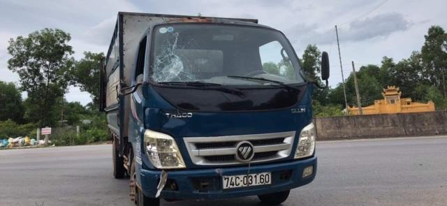 Hà Nội: Thanh niên ngổ ngáo tông gục Cảnh sát giao thông trên phố - 4