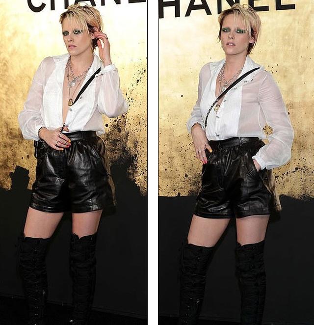Choáng váng trước vẻ ngoài ngày càng nam tính của Kristen Stewart - 3